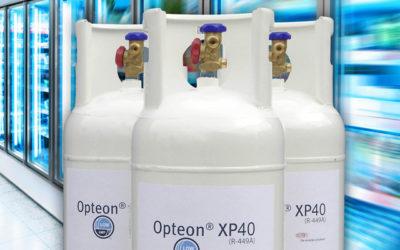 Reconversión R507A a Opteon XP40 de Dupont