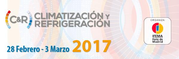 El Taller de Refrigeración de C&R 2017 ofrecerá cinco sesiones prácticas dirigidas a los instaladores