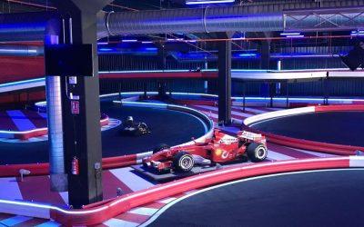 El mayor karting indoor de Europa lleva el sello del Grupo Fulton