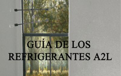 Actualizada la Guía de los Refrigerantes A2L