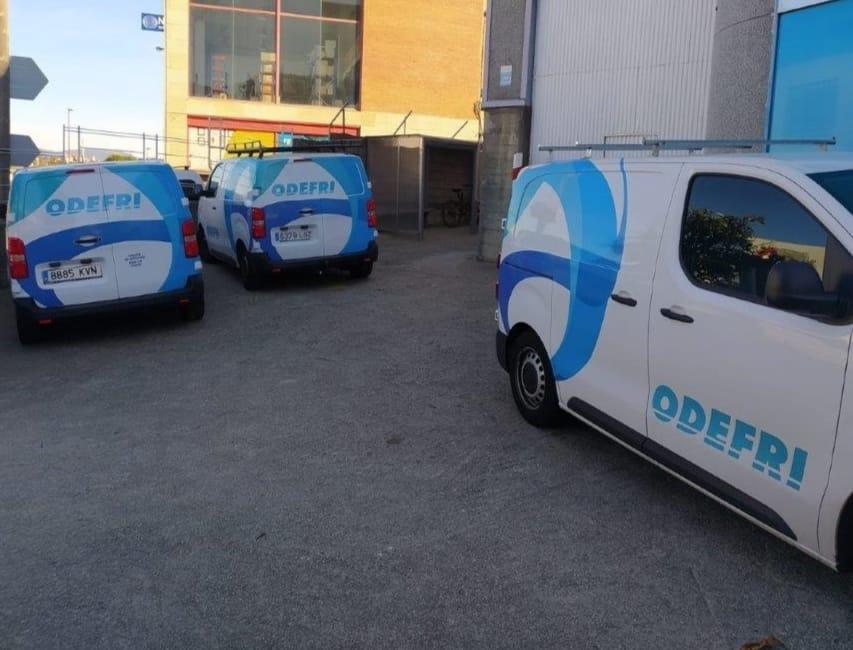 ODEFRI obtiene la certificación de ASOFRIO-AENOR para empresas instaladoras de refrigeración y climatización
