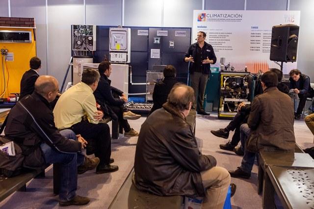 Taller TAC: las mejores prácticas en instalaciones