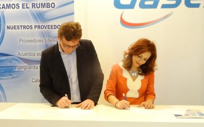 Asofrío y Gasel firman un acuerdo de colaboración