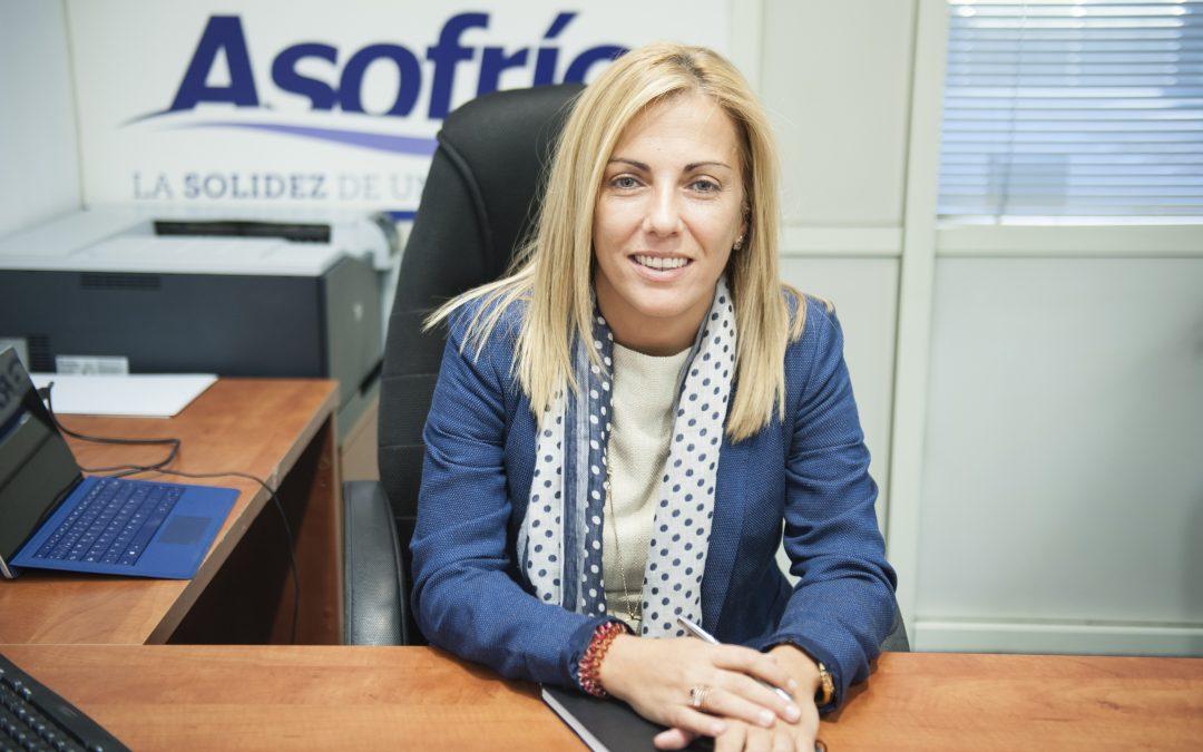 Entrevista a Laura Mora, Directora General de Asofrío, en la revista Almagrupo